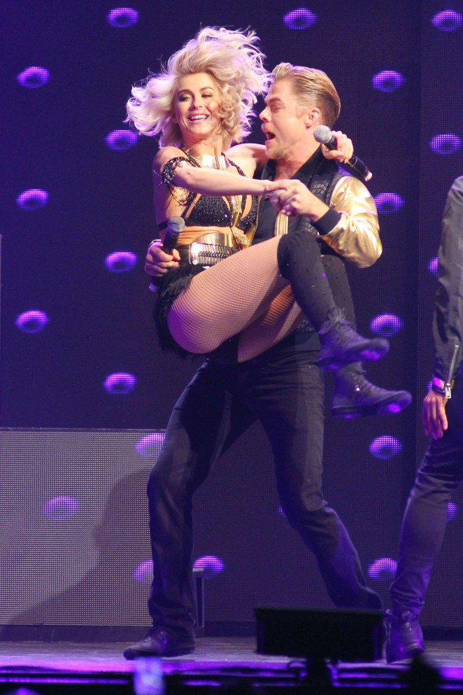 Julianne Hough: Performing at MOVE Live on Tour -08