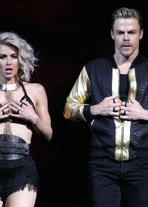 Julianne Hough: Performing at MOVE Live on Tour -12