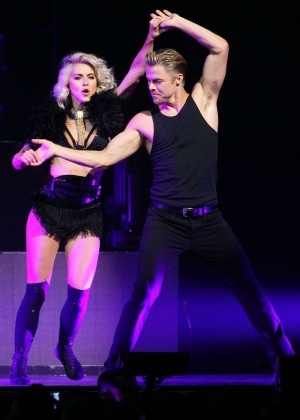 Julianne Hough: Performing at MOVE Live on Tour -13