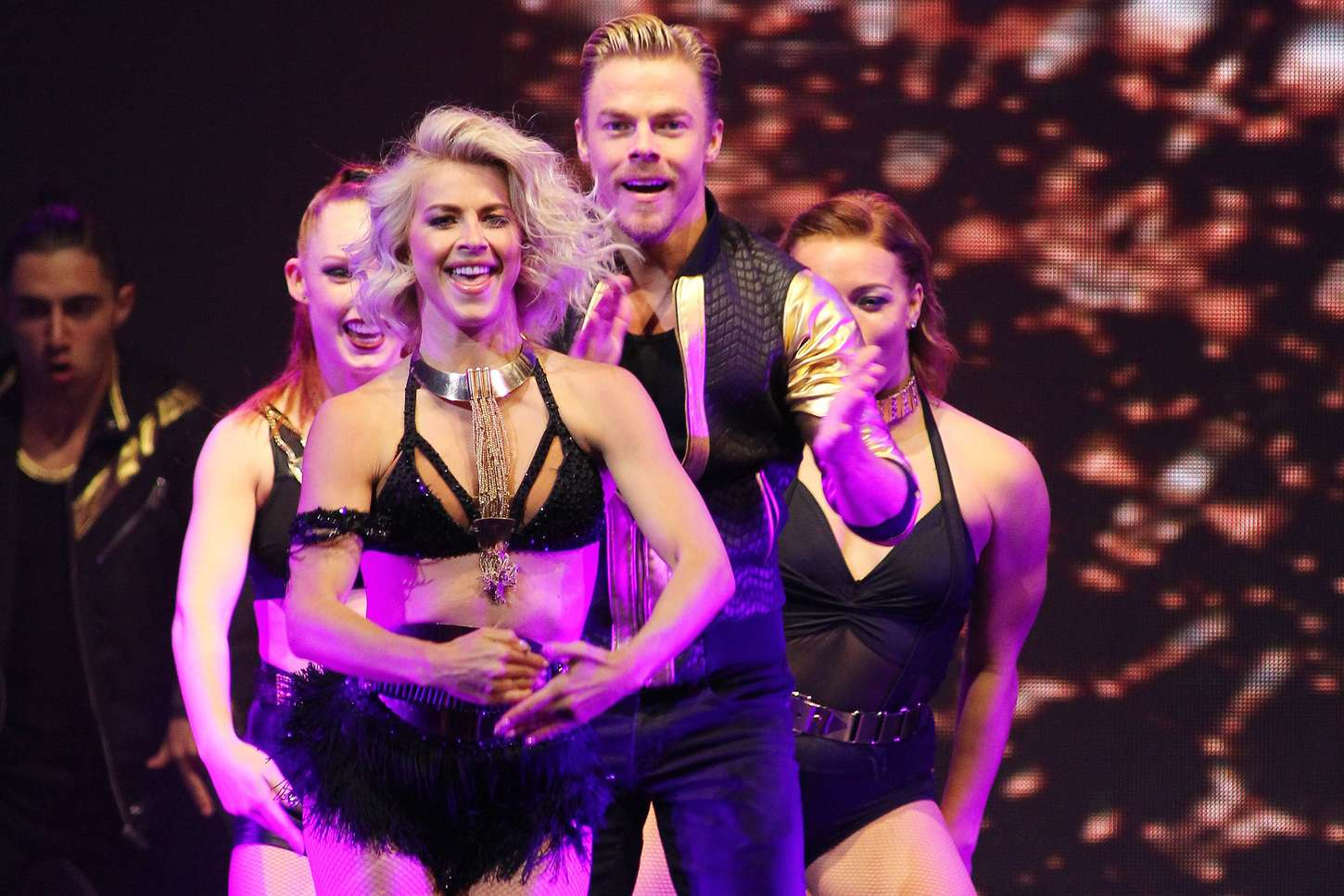 Julianne Hough 2015 : Julianne Hough: Performing at MOVE Live on Tour -18