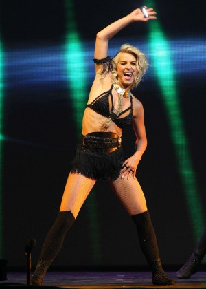 Julianne Hough: Performing at MOVE Live on Tour -23