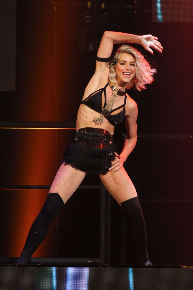 Julianne Hough: Performing at MOVE Live on Tour -24