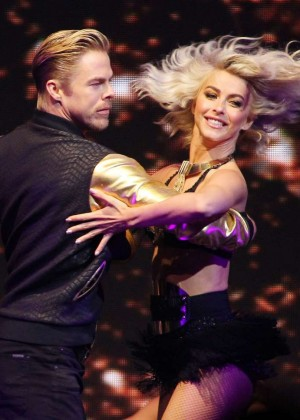 Julianne Hough: Performing at MOVE Live on Tour -29