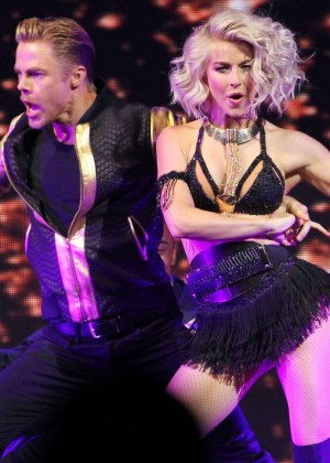 Julianne Hough: Performing at MOVE Live on Tour -31