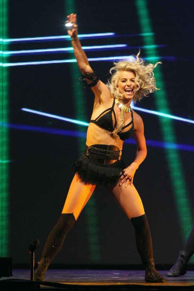 Julianne Hough: Performing at MOVE Live on Tour -35