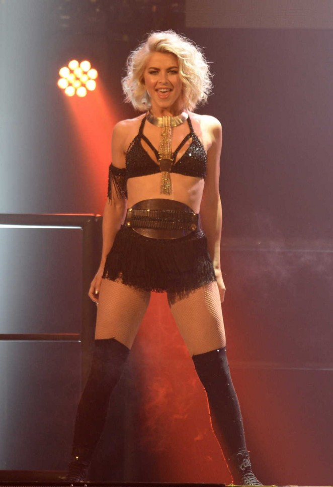 Julianne Hough: Performing at MOVE Live on Tour -44