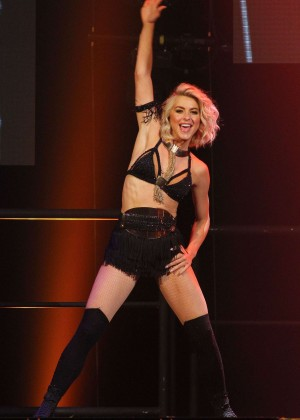 Julianne Hough: Performing at MOVE Live on Tour -46