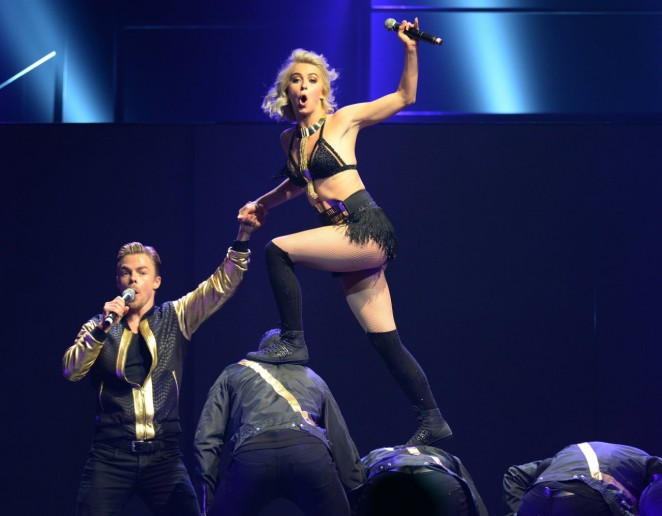 Julianne Hough: Performing at MOVE Live on Tour -48