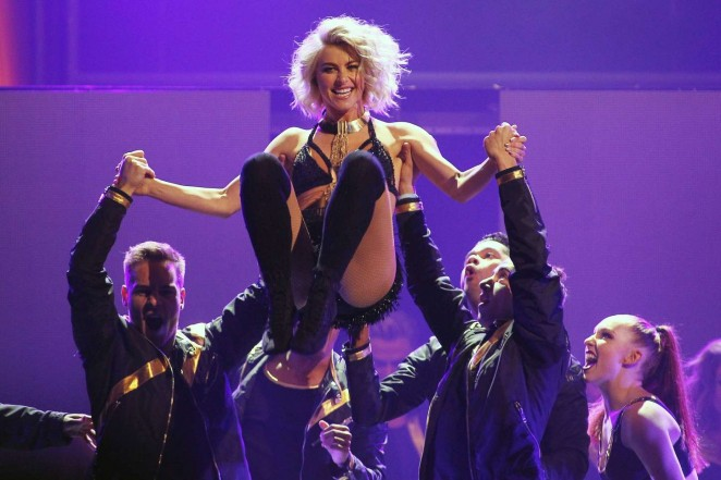 Julianne Hough 2015 : Julianne Hough: Performing at MOVE Live on Tour -52