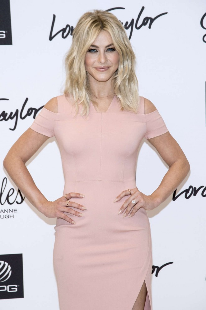 Julianne Hough - Personal Appearance at Lord and Taylor in New York