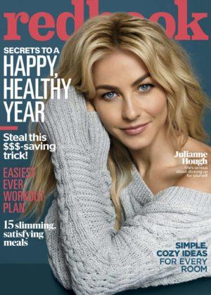 Julianne Hough - Redbook Magazine (February 2018)
