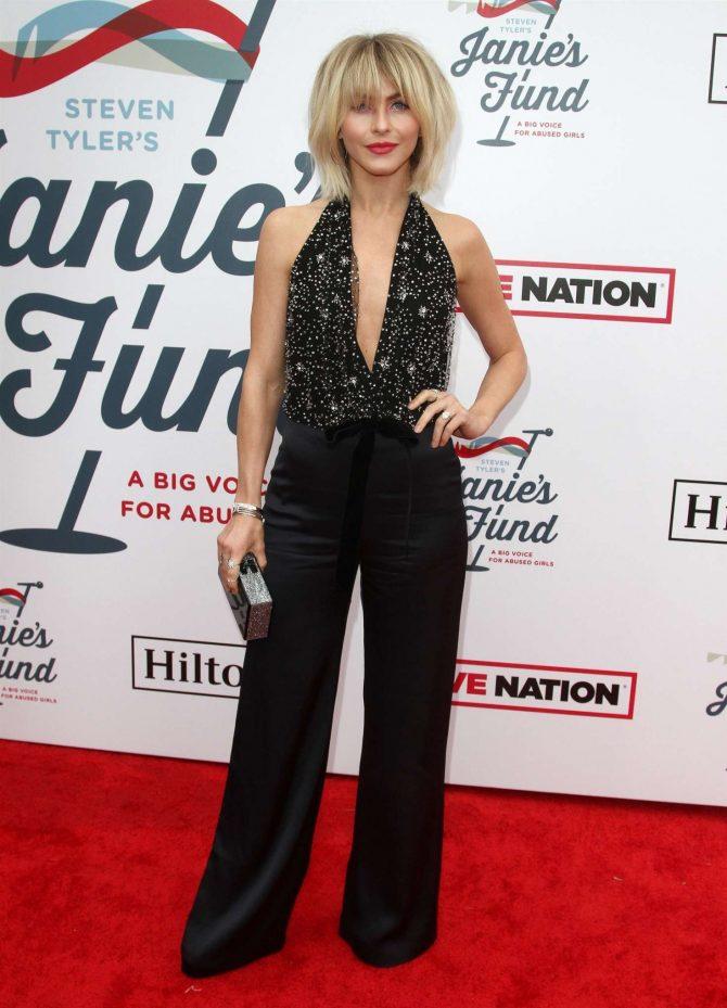 Julianne Hough: Steven Tylers Grammy Awards Party -05