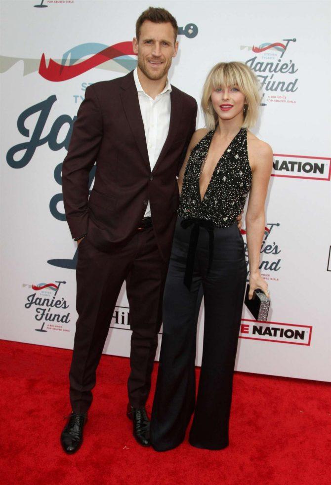 Julianne Hough: Steven Tylers Grammy Awards Party -07