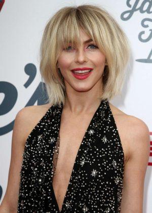 Julianne Hough - Steven Tyler's Grammy Awards Party in Los Angeles