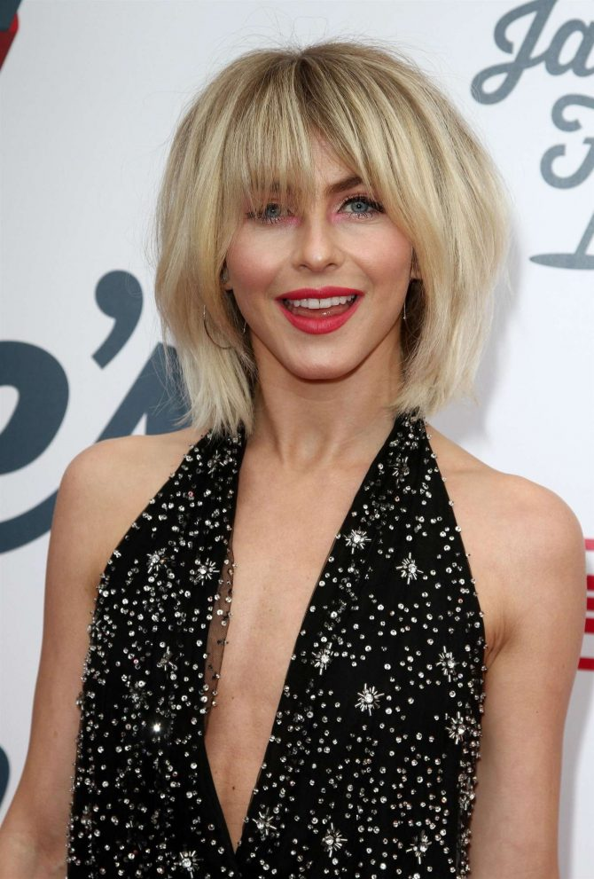 Julianne Hough – Steven Tyler's Grammy Awards Party in Los Angeles