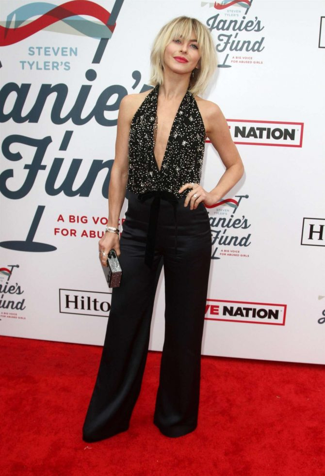 Julianne Hough: Steven Tylers Grammy Awards Party -10