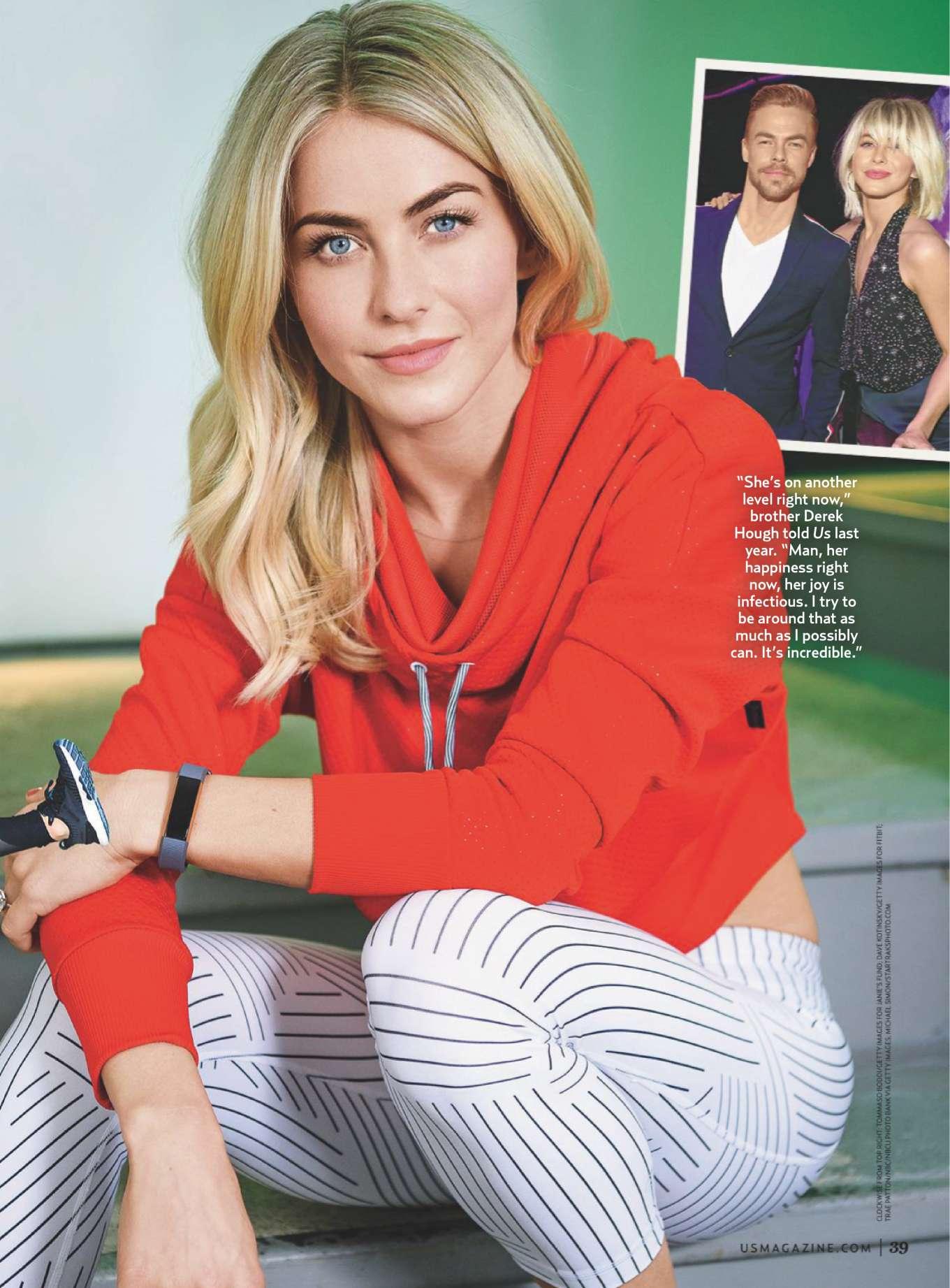 Julianne Hough - Us Weekly Magazine (May 2019)