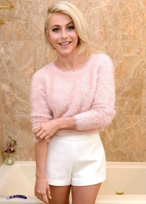 Julianne Hough - Venus Swirl Razor Promoshoot in LA