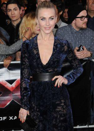 Julianne Hough - 'xXx: Return of Xander Cage' Premiere in Los Angeles