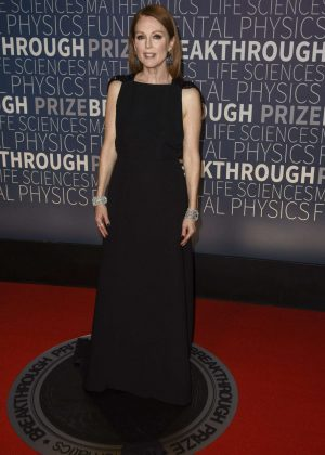 Julianne Moore - 2019 Breakthrough Prize in Mountain View