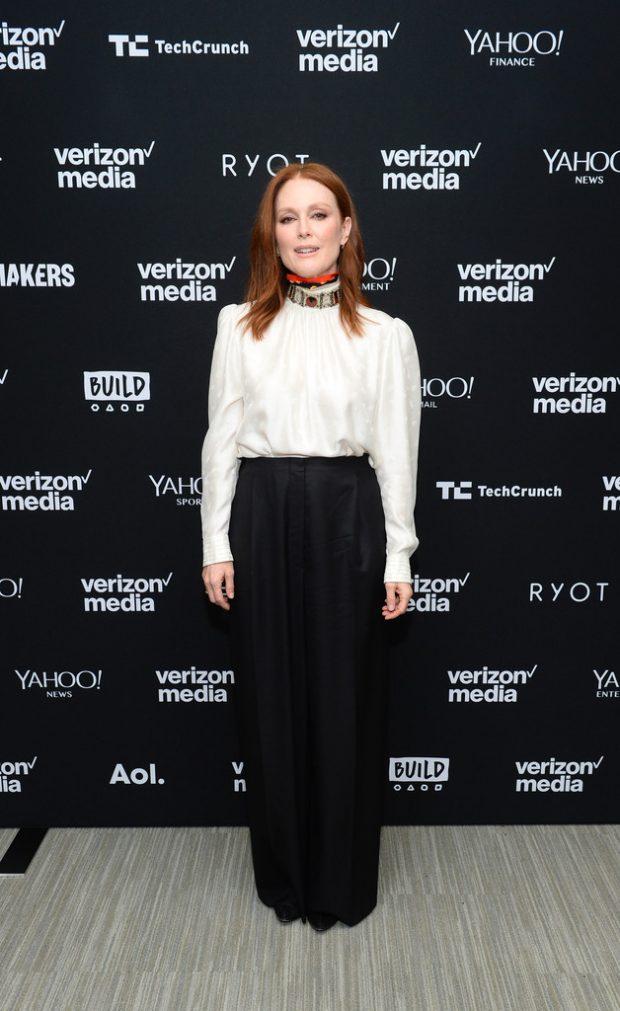 Julianne Moore: 2019 Verizon Media NewFront -04
