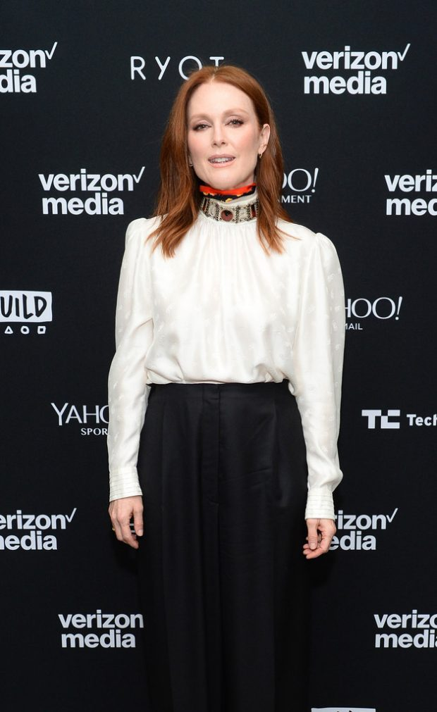 Julianne Moore - 2019 Verizon Media NewFront in New York City