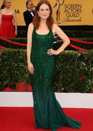 Julianne Moore - 2015 Screen Actors Guild Awards in LA