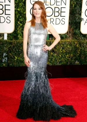 Julianne Moore - 2015 Golden Globe Awards in Beverly Hills