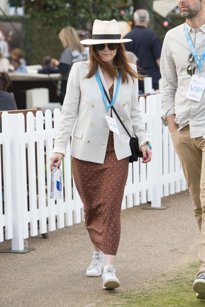 Julianne Moore - British Summer Time Festival 2016 in London