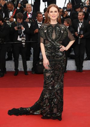 Julianne Moore - 'Cafe Society' Premiere at 2016 Cannes Film Festival
