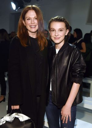 Julianne Moore - Calvin Klein Show 2017 at NYFW in NYC