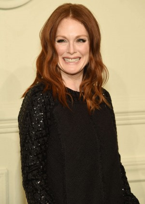 Julianne Moore - CHANEL Paris-Salzburg Metiers d'Art Collection in NYC