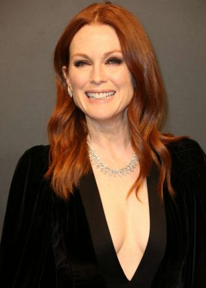 Julianne Moore - Chopard Dinner at 70th Cannes Film Festival in France