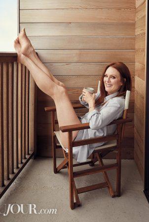 Julianne Moore - Dujour magazine (September 2020)