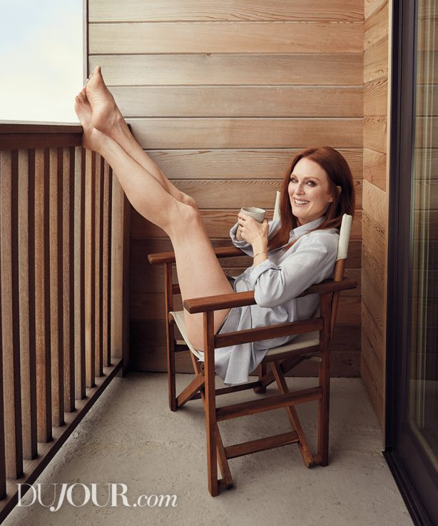 Julianne Moore - Dujour magazine (September 2020)