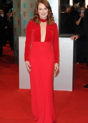 Julianne Moore - 2015 BAFTA Awards in London