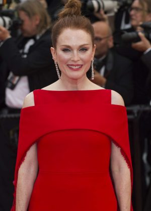 Julianne Moore - 'Everybody Knows' Premiere and Opening Ceremony at 2018 Cannes Film Festival