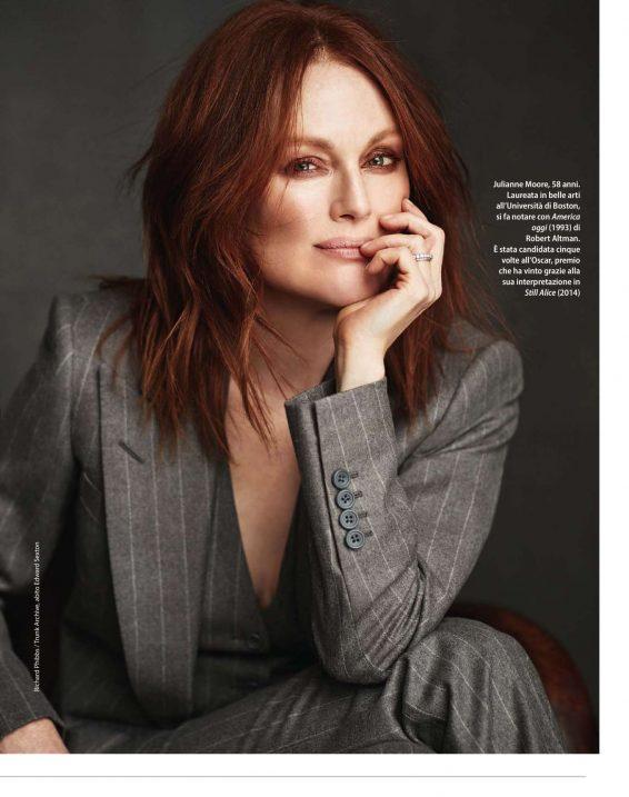 Julianne Moore - F Magazine (June 2019)