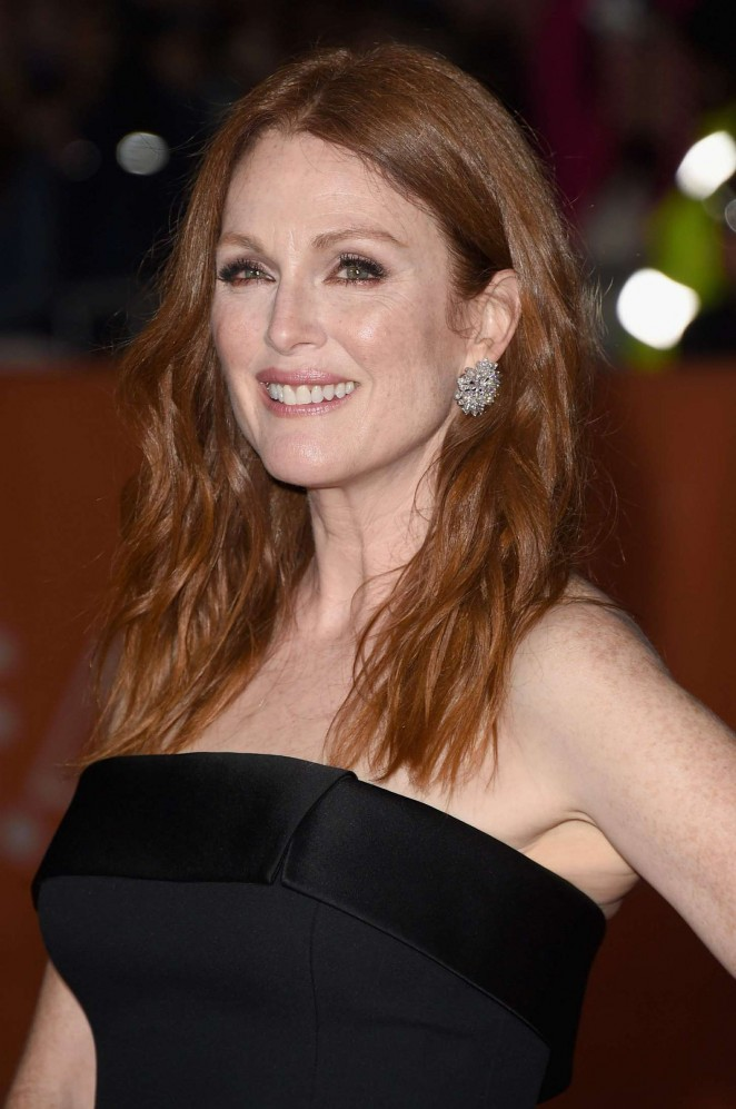 Julianne Moore - 'Freeheld' Premiere at 2015 TIFF in Toronto