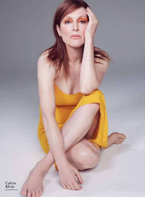 Julianne Moore - InStyle Magazine - Septemeber 2019