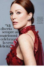 Julianne Moore - Io Donna del Corriere della Sera (November 2019)