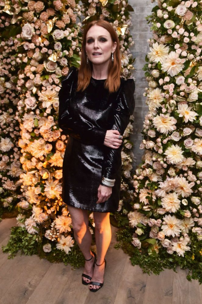 Julianne Moore - John Hardy and Vanity Fair Celebrate Legends in NY