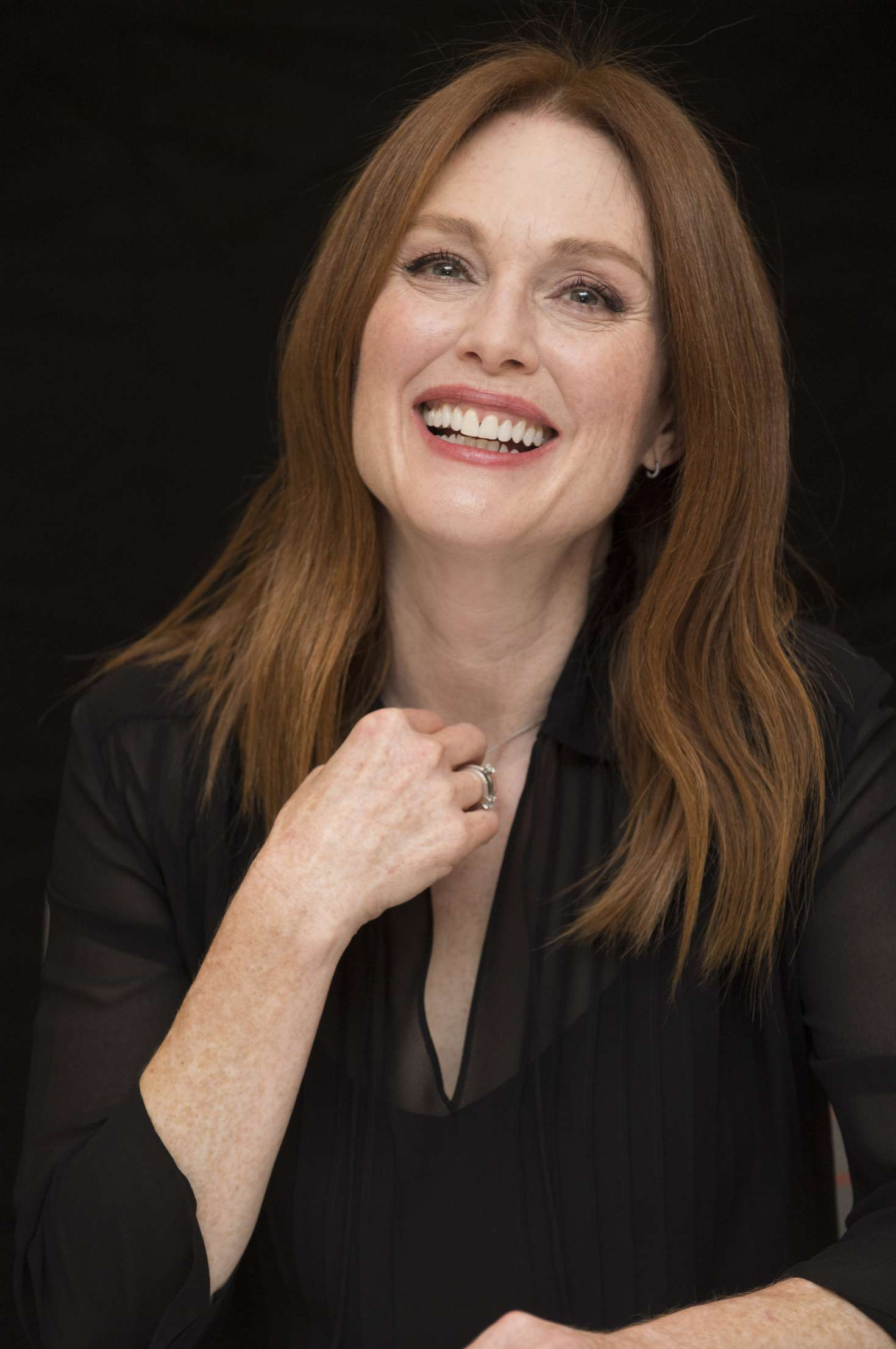 Julianne Moore - 'Kingsman: The Golden Circle' Press Conference in London