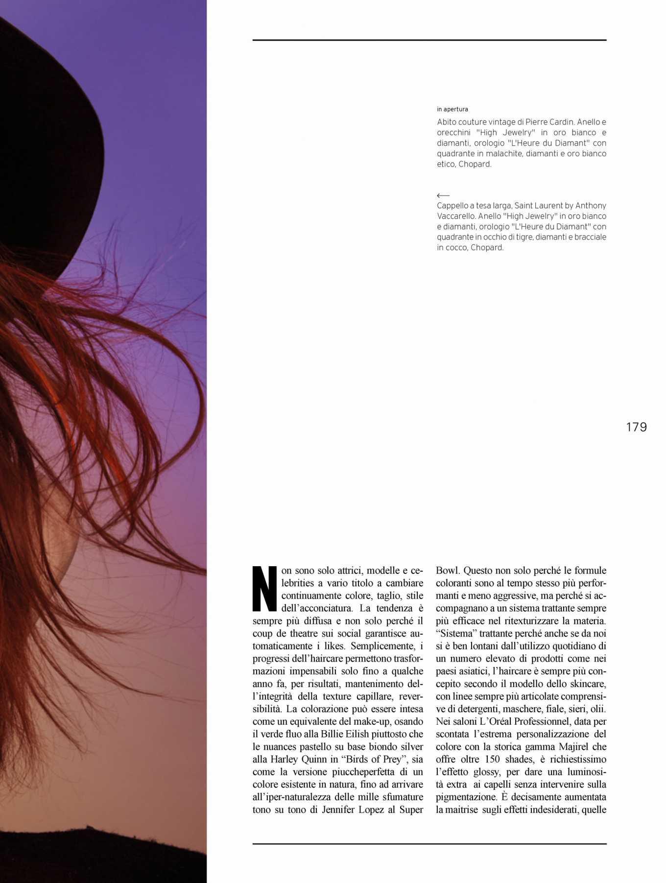 Julianne Moore 2020 : Julianne Moore – LOfficiel magazine (Italia – February 2020)-08