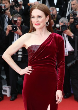 Julianne Moore - 'Mad Max: Fury Road' Premiere in Cannes