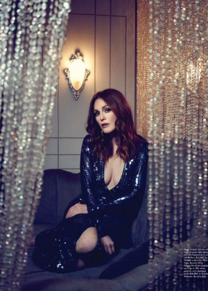 Julianne Moore - Modern Luxury Magazine (November 2015)