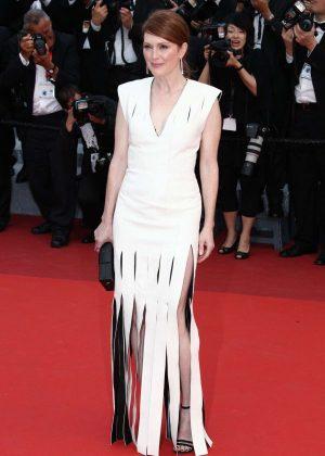 Julianne Moore - 'Money Monster' Premiere at 2016 Cannes Film Festival