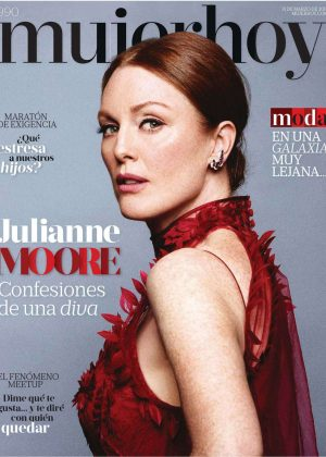 Julianne Moore - Mujer Hoy Magazine (March 2018)
