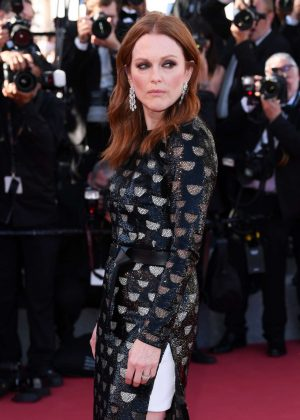 Julianne Moore - 'Okja' Premiere at 70th annual Cannes Film Festival