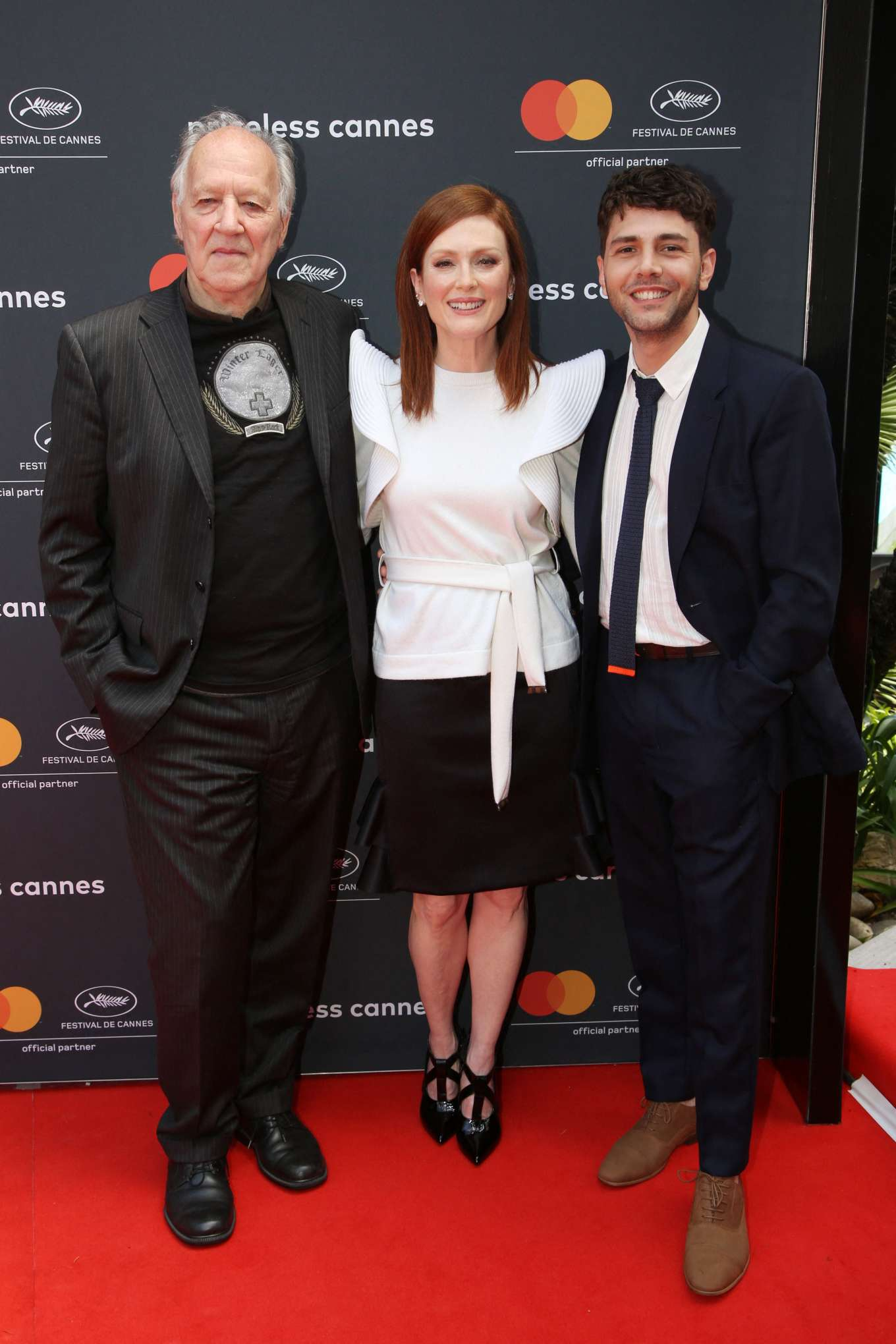 Julianne Moore 2019 : Julianne Moore: See Life Through A Different Lens Photocall -06